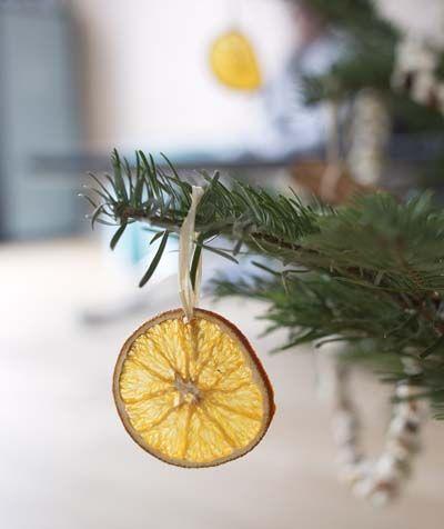 Αρωματική διακόσμηση με μανταρίνια και πορτοκάλια16