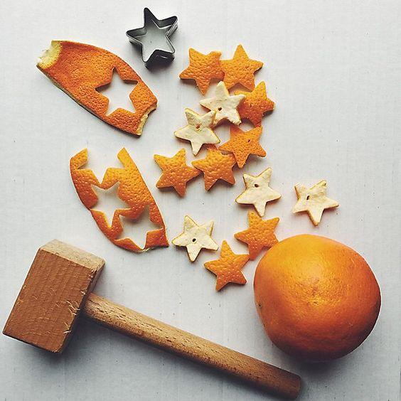 Αρωματική διακόσμηση με μανταρίνια και πορτοκάλια3