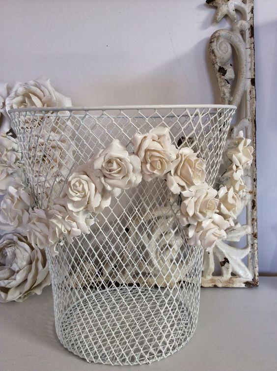 Λουλούδια σε γύψο1