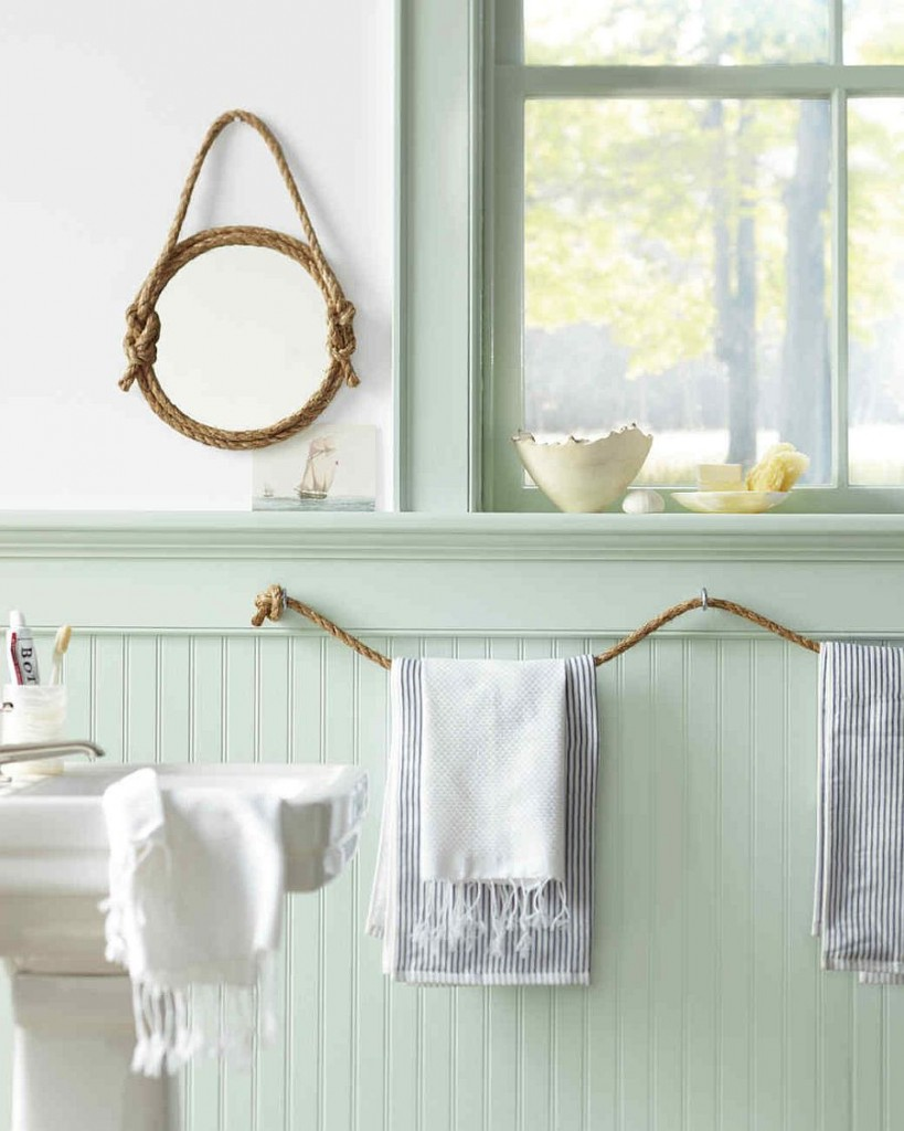 Diy πετσετοκρεμάστρες για το μπάνιο2