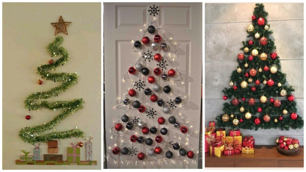 Χριστουγεννιάτικο δέντρο για μικρούς χώρους