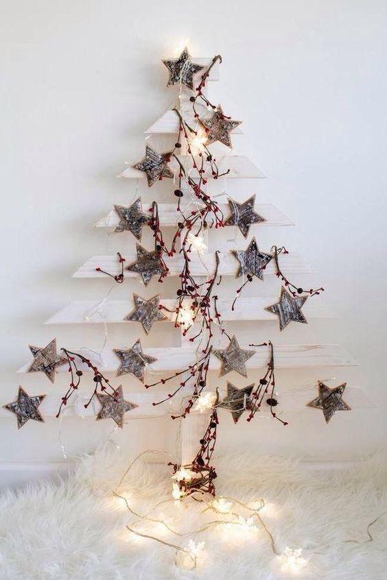 Χριστουγεννιάτικο δέντρο για μικρούς χώρους14