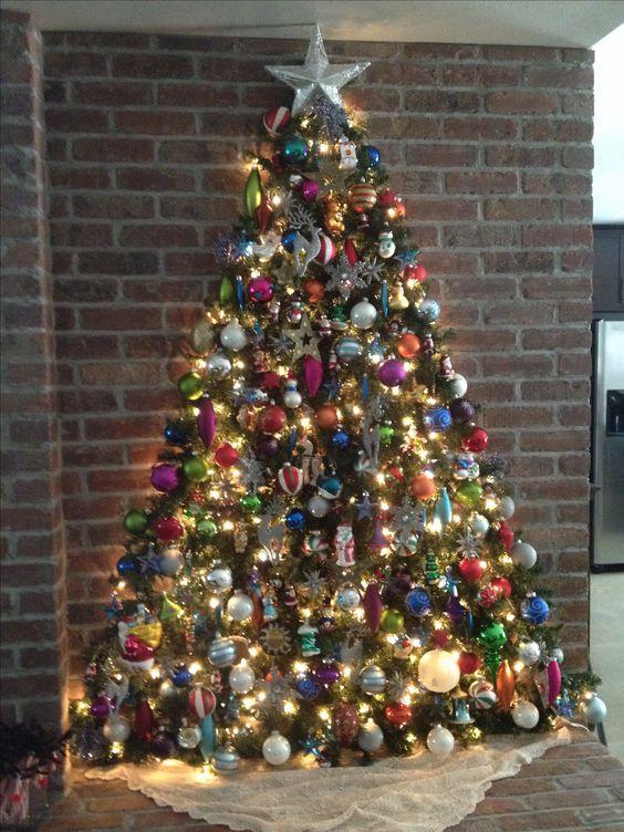 Χριστουγεννιάτικο δέντρο για μικρούς χώρους18