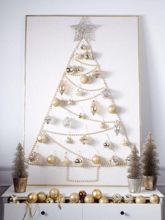 Χριστουγεννιάτικο δέντρο για μικρούς χώρους21