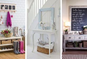 20 όμορφες ιδέες διακόσμησης για την είσοδο του σπιτιού σας