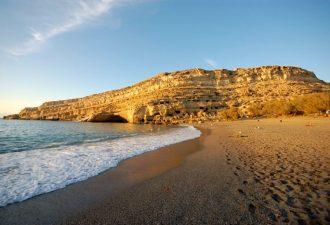 Όμορφες παραλίες της πατρίδας μας