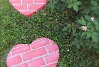 Διακοσμήστε χρησιμοποιώντας πέτρες για το σπίτι και τον κήπο σας