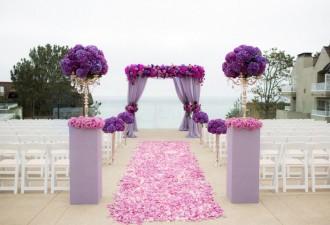 Καταπληκτικές Ιδέες για Διακόσμηση Γάμου σε Παραλία