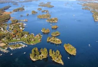 Τα Χίλια νησιά - Υπέροχες εικόνες