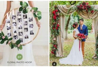 32 Απαράμιλλες ιδέες διακόσμησης γάμου που θα σας ενθουσιάσουν