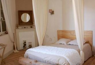 Κομψό και άνετο υπνοδωμάτιο με ελάχιστο κόστος (35 φωτο-ιδέες)