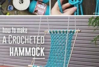 Καταπληκτικές DIYκαρέκλες μακραμέ που θαλατρέψετε